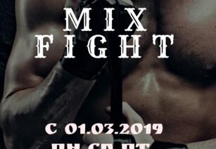 НОВИНКА! MIX FIGHT в Spartak GYM!